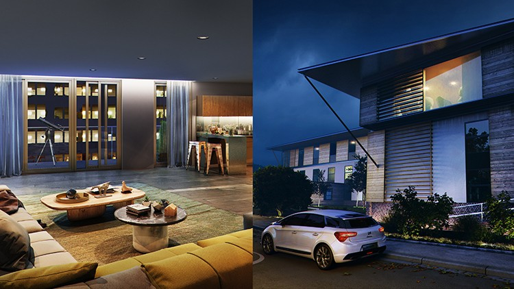 3ds Max + Vray : Interior & Exterior Night Renders | Udemy