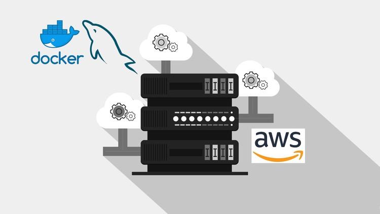 Foundation to MySql Database on Docker : On-Prem & AWS Cloud
