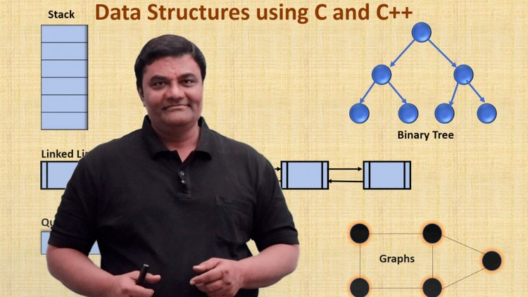 Mastering Data Structures & Algorithms using C and C++ | Udemy