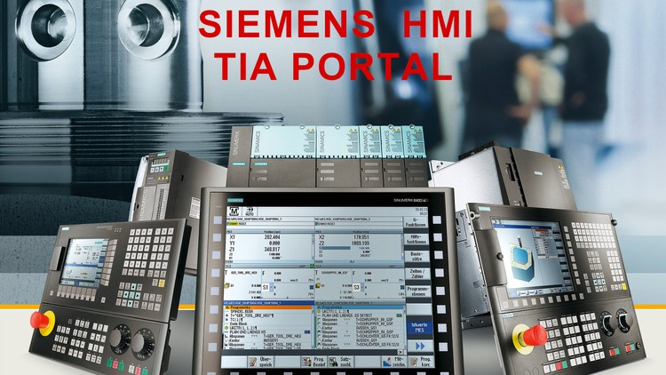 Siemens HMI Panel Training ( TIA PORTAL) | Udemy