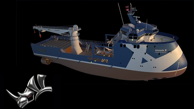 Rhino 3D V6 ( or V5 ) Level 2 Ship Surfacing