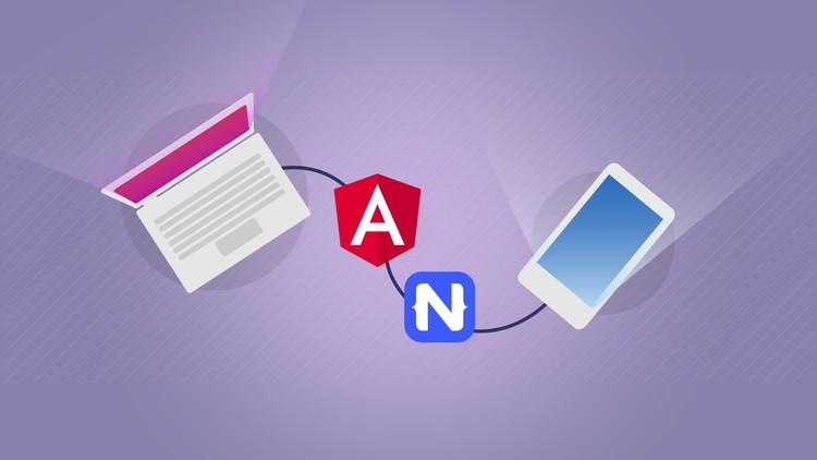 NativeScript + Angular: Build Native iOS, Android & Web Apps | Udemy