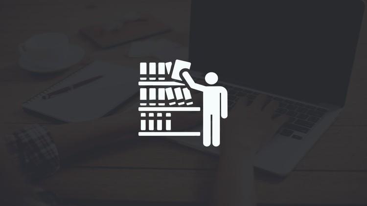 Build Library Management System | Python & PyQt5 | Udemy