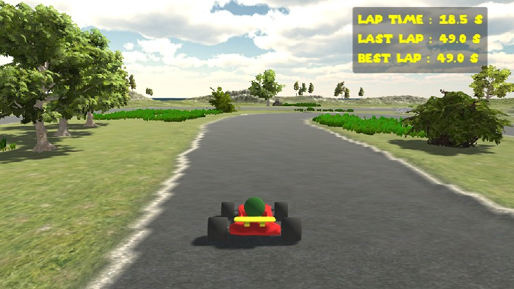 Self-driving go-kart with Unity-ML | Udemy