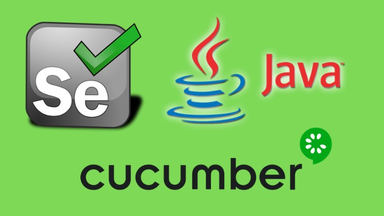 Learn Selenium with Java,Cucumber + Live Project | Udemy