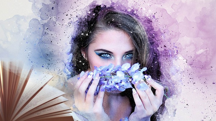 Design Book Covers in Photoshop | Udemy
