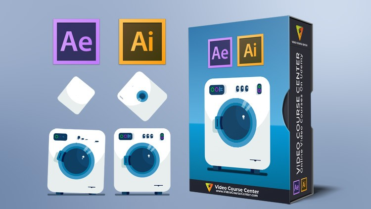 [100% Off UDEMY Coupon] - Motion Graphics Design & Flat Animation in After Effects CC