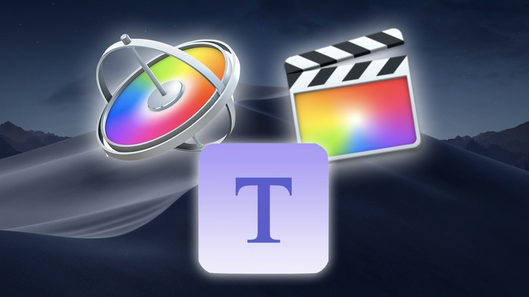 Apple Motion 5 : Create Titles for Final Cut X | Udemy