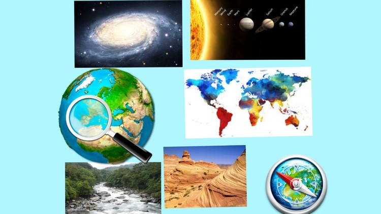 World Geography Basics In Hindi For Coptetive Exams Udemy