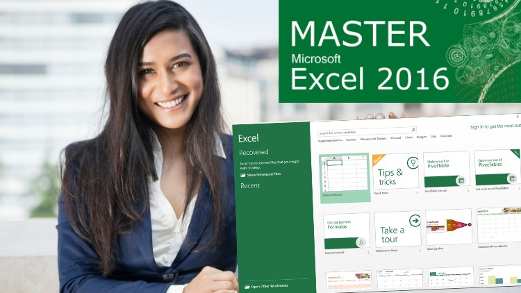 Microsoft Excel – from Beginner to Advanced & VBA by IITian