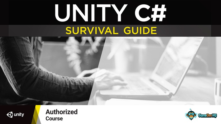 The Unity C# Survival Guide | Udemy