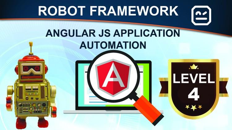 AngularJS Application Testing using Robot Framework | Udemy
