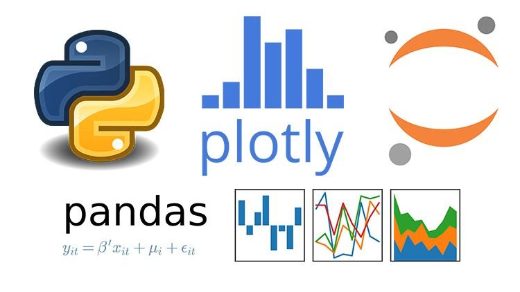 Data Science with Plotly, NumPy, Matplotlib, and Pandas | Udemy