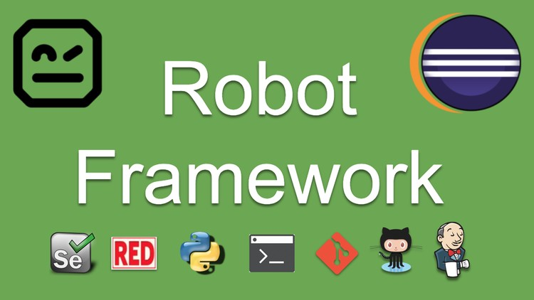 Robot Framework | Step-by-Step for Beginners | Udemy