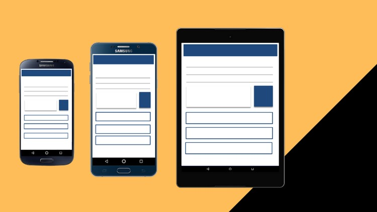 Android responsive layout design for multiple screen sizes