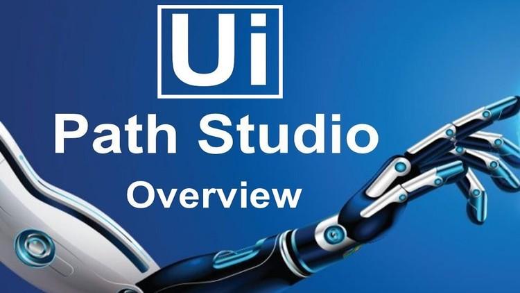 Free Robotic Process Automation Tutorial - UiPath Studio Overview
