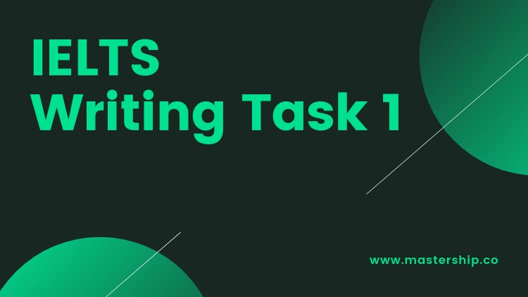 IELTS Academic Writing Task 1 [MASTERCLASS]