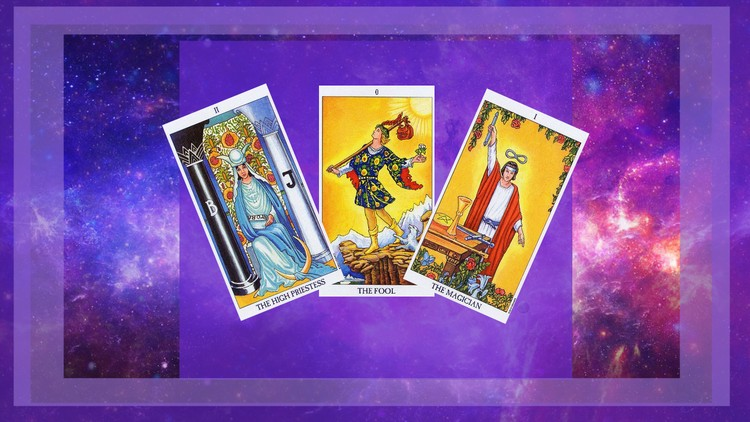 Tarot Secrets & Tips course