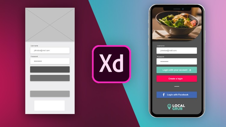 User Experience Design - Learn the UX UI Process & Adobe XD