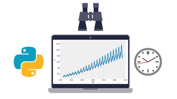 Python for Time Series Data Analysis | Udemy