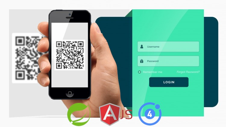 QR Code Login With Spring Framework, AngularJS And Ionic 4 | Udemy