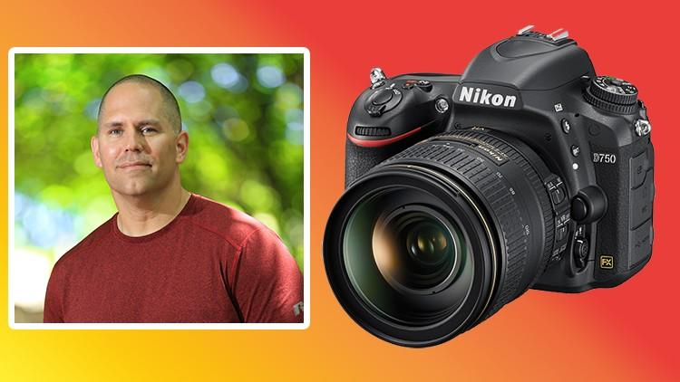 Nikon D750 Crash Course | Udemy