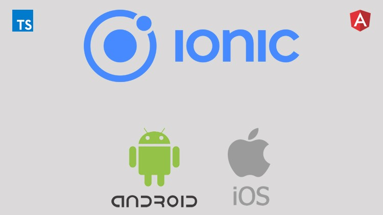 IONIC 4 | Design Hybrid Mobile Applications | IOS & Android