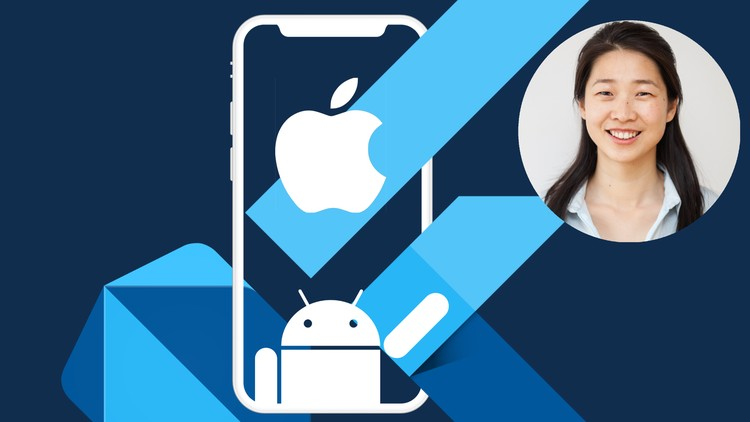 The Complete Flutter Development Bootcamp with Dart | Udemy