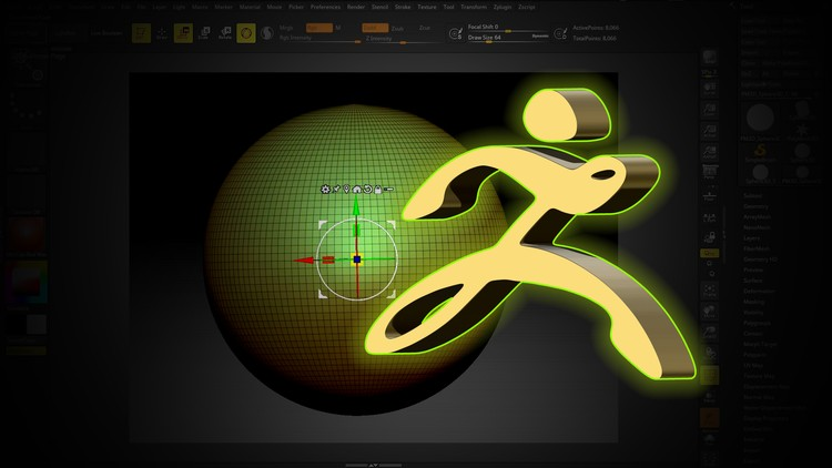 Zbrush 2019 Download