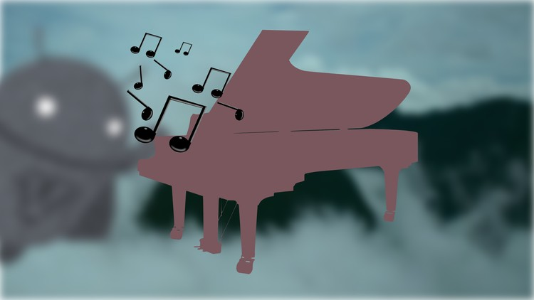Android Piano App Development Course