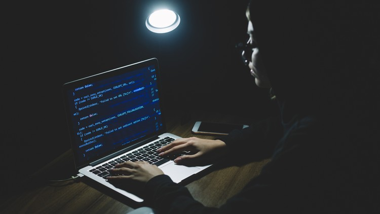 Ethical Hacking & Penetration Testing with Kali Linux   Udemy