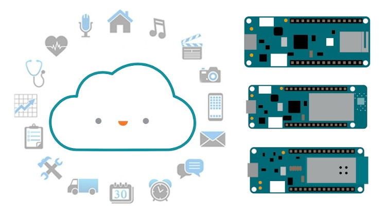 Learning to use the Arduino IoT Cloud to build IoT Projects | Udemy