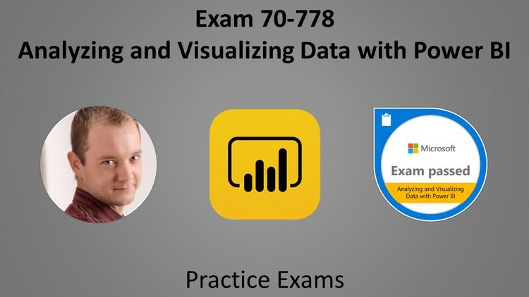 Exam 70-778 - Microsoft Power BI - Practice Test (2019) | Udemy