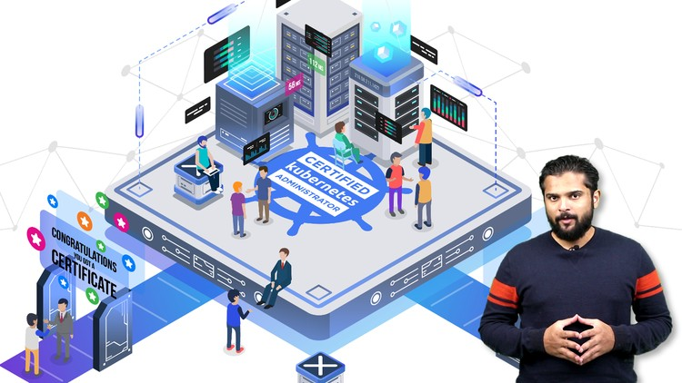 Certified Kubernetes Administrator (CKA) with Practice Tests   Udemy