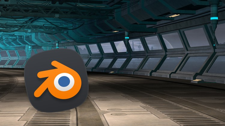 [100% Off UDEMY Coupon] - 3D Modeling in Blender: Create 3D game assets with Blender