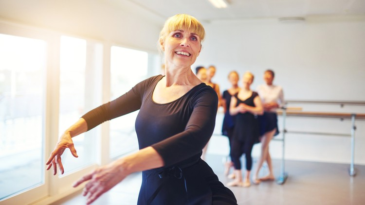 [100% Off UDEMY Coupon] - Adult Ballet for Absolute Beginners