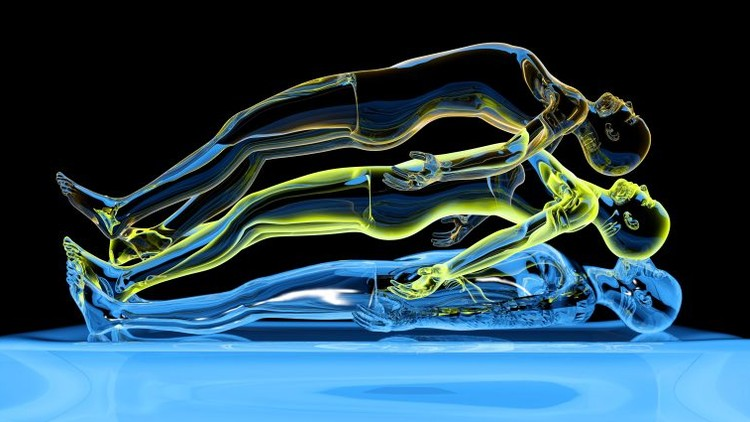 Astral Projection, Out Of Body Experience & Lucid Dreaming | Udemy
