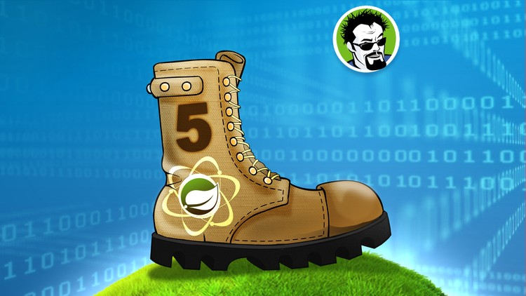 Introduction to Spring Boot 2 and Spring Framework 5