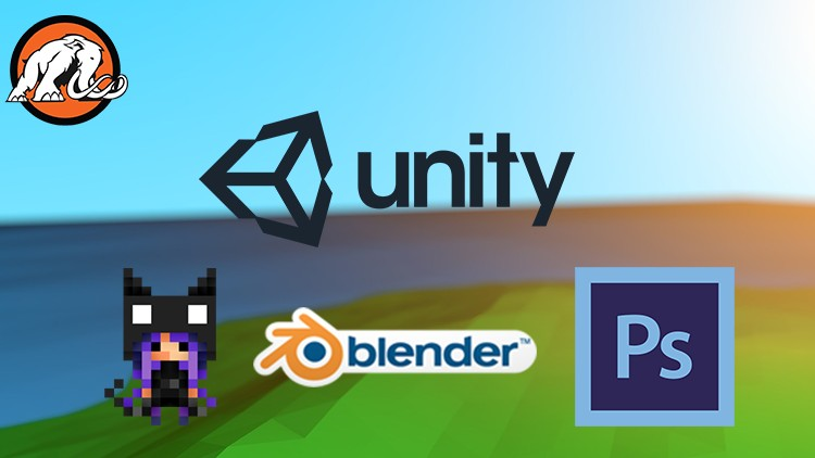 Create a 2D Platformer with 3D assets in Unity® and Blender