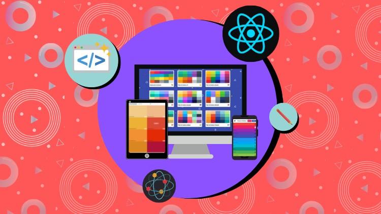 The Modern React Bootcamp (Hooks, Context, NextJS, Router) | Udemy