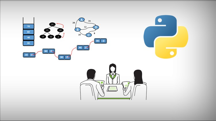 Learning Data Structures & Algorithms in Python from Scratch