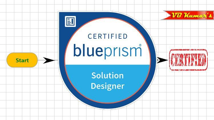 Blue Prism Certified Solution Designer(ASD01) Exam-100% PASS | Udemy
