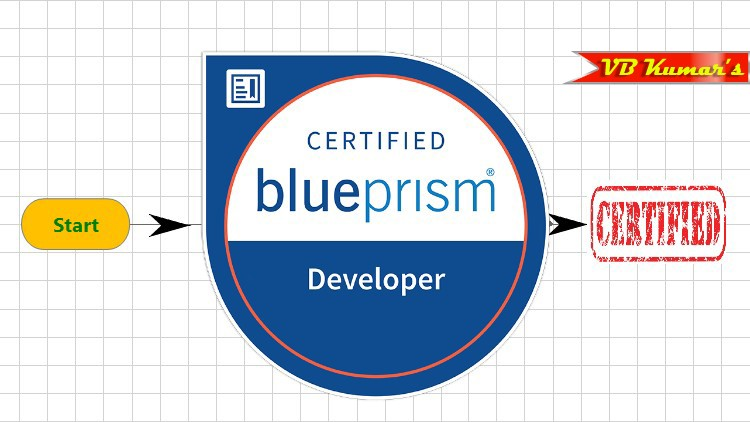 Blue Prism Certified Developer (AD01) Exam - 100% PASS | Udemy