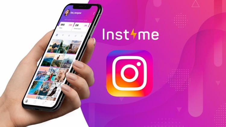 Instagram - Instime - a platform for promotion and earnings | Udemy
