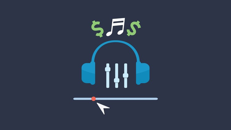 How to Make Money from Music Online - Sell Music Online   Udemy