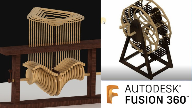 2019] Learn Animation and Motion Study in Autodesk Fusion 360 Udemy