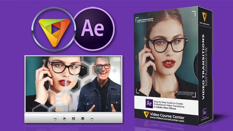 [100% Off UDEMY Coupon] - After Effects CC: Create Stunning Video Transitions Quickly!
