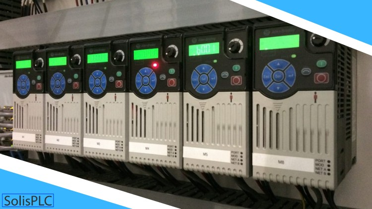 Variable Frequency Drive PowerFlex 525 VFD Programming Setup | Udemy