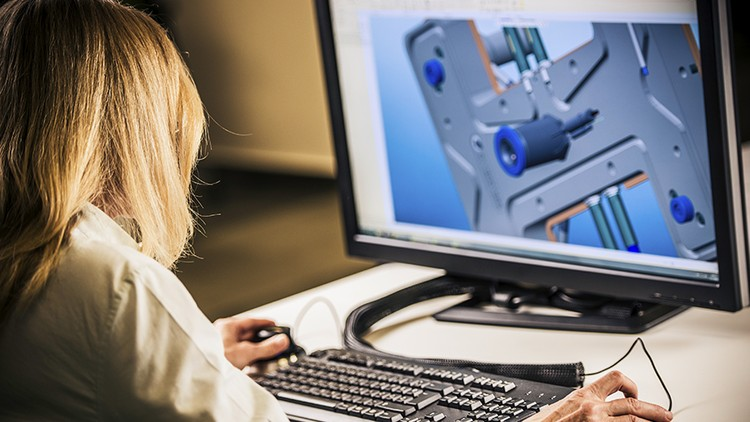 PTC Creo Parametric (Pro/Engineer) - CAD Professional | Udemy