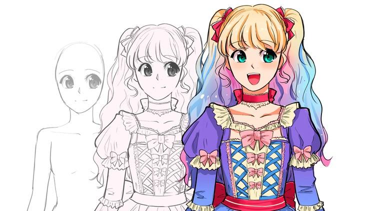 [100% Off UDEMY Coupon] - Anime Academy: Anime Outfits 101